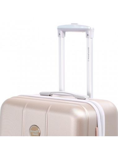 valise rigide 4 roulettes