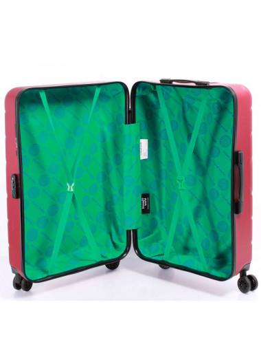 valise rigide légère