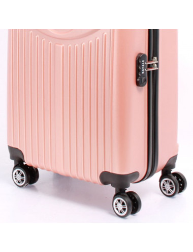 valise moyenne 4 roues
