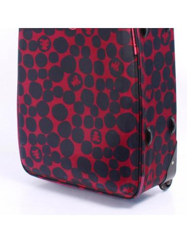 valise tissu 2 roues