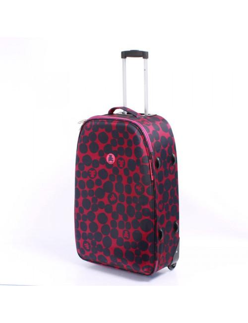Grand bagage tissu lulu catagnette