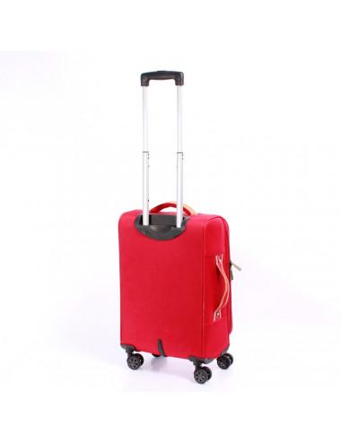 valise cabine tissu