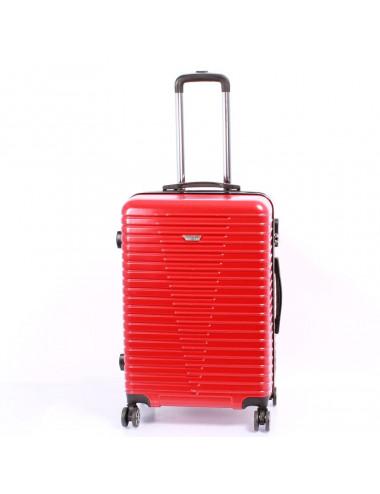 valise rouge moyenne