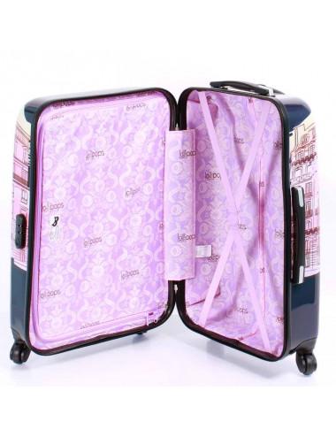 bagage moyen 4 roulettes